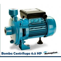 Bomba Centrifuga 0.5 HP Rotoplas